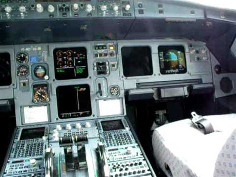 cabina a320 cockpit cabine do airbus a320 youtube