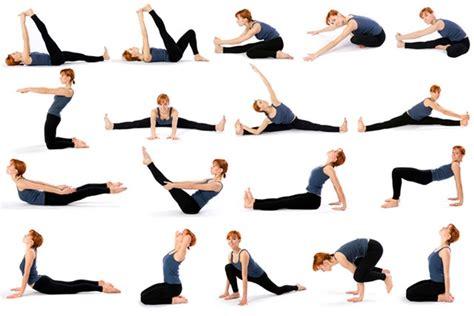 imagenes yoga para principiantes ejercicios de yoga para principiantes para hacer en casa