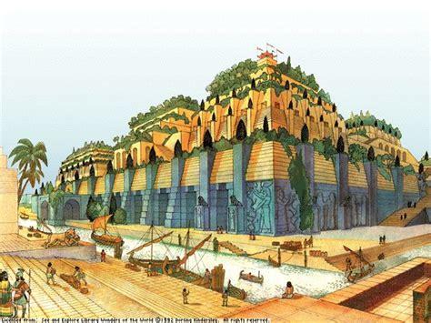 Babylon Hanging Gardens by Babylon