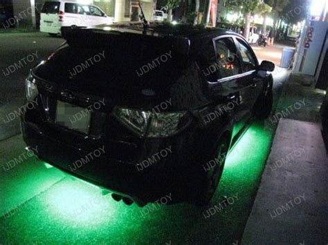 car led light strips installation led under car lights led underbody kit installation