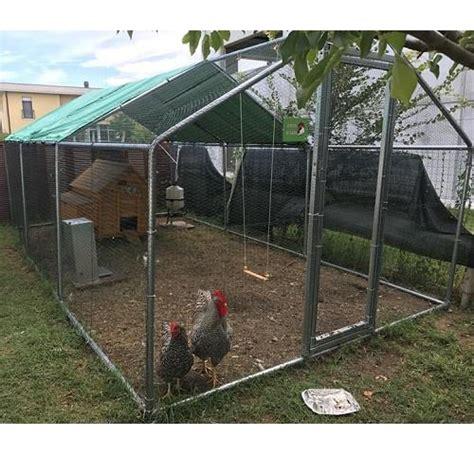 recinzioni per animali da cortile recinto da giardino per animali domestici e da cortile 6x3