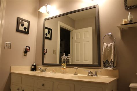 frames for bathroom mirrors lowes bathroom mirror frames lowes home design ideas