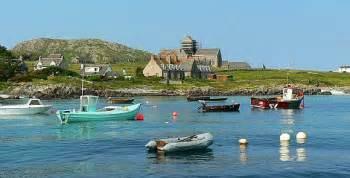 Jobs Abroad by Isle Of Iona Saint Columba Island