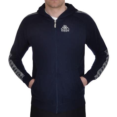 Jaket Sweater Hoodie Jumper Adidas 01 kappa mens authentic hoodie zip hooded sweater retro