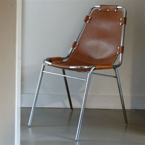 Chaise Les Arcs Perriand by Chaise Les Arcs Perriand Lignedebrocante