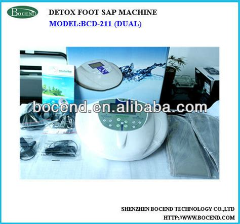 Ion Cleanse Detox Foot Spa Price by Dual Ion Cleanse Detox Foot Spa Footbath Machine Bcd 211