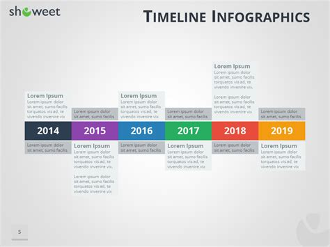 timeline template in powerpoint timeline infographics templates for powerpoint