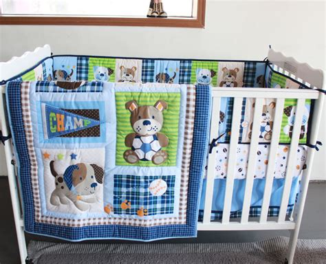 New Baby Boy Bedding Sets Get Cheap Bedding Crib Set Aliexpress