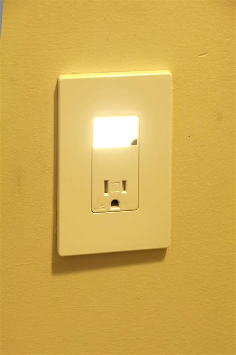 Wall Plate Night Light Online Shop Creative Plug Led Lights Outlet