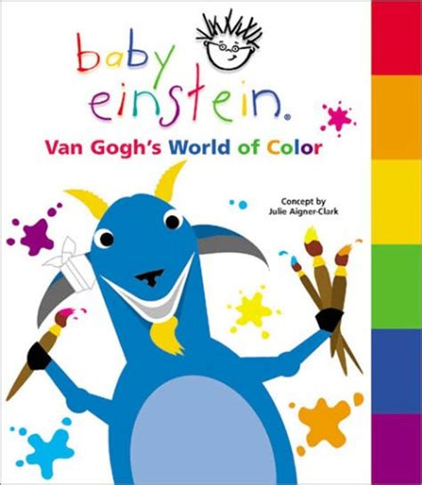 baby einstein colors gogh s world of color by julie aigner clark reviews