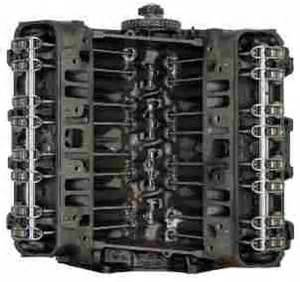 Buick 350 Cylinder Heads Buick 350 5 7 V8 72 80 Comp Engine