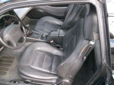 subaru svx back seat sell used 1992 subaru svx awd 230 hp power sunroof leather