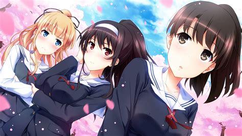 anime girl hero wallpaper saenai heroine no sodatekata saekano how to raise a
