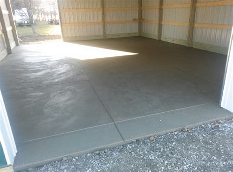 Pole Barn Concrete Floor Cost by Riviera Concrete Construction High Quality Low Prices