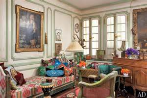 Celebrity Homes Decor by Famous Folk At Home Iris Apfel In Manhattan