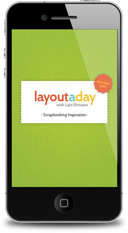 scrapbook layout app the best scrapbooking app is here layout a day