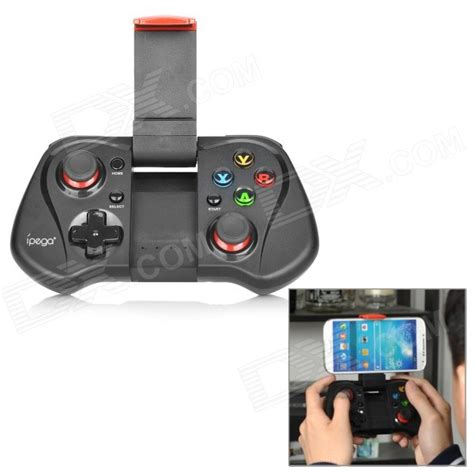 Dobe Keyboard Gamepad Wireless Dengan Touch Pad Ti 501 Omky13bk ipega pg 9033 bluetooth wireless controller for ios android phone tablet black
