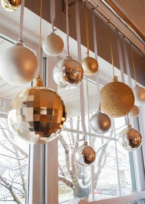 Weihnachtsdeko Fenster Kugeln by 35 Bastelideen F 252 R Fenster Weihnachtsdeko