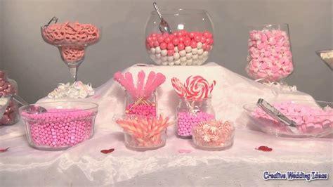 Candy Buffet Table Setup Dream House Design Ideas