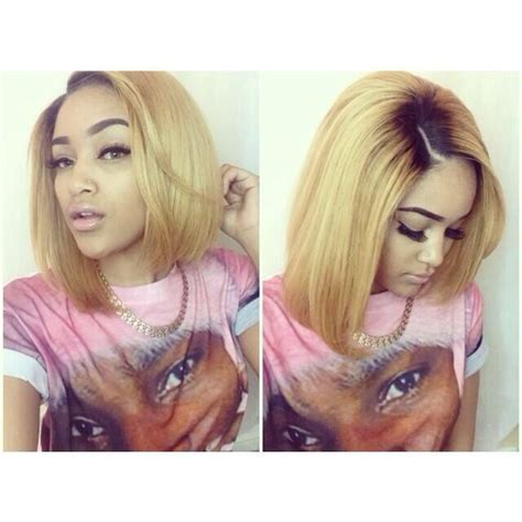 blonde bob sew in 334 best short medium length sew in hairstyles images on