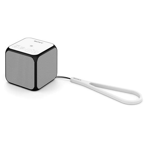 Sony Ultra Portable Bluetooth Speaker Srs X11 sony srs x11 ultra portable bluetooth speaker white srsx11 wht