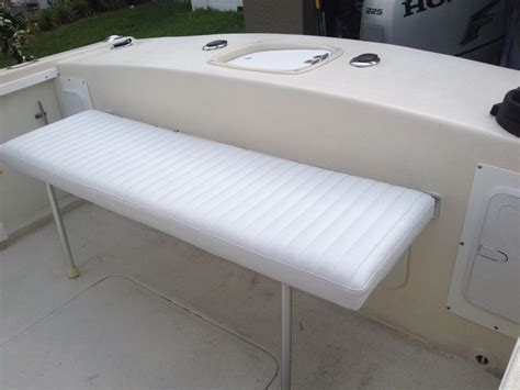 boat bench seat 36 quot wide boat fold down bench seat bench seat boat fold