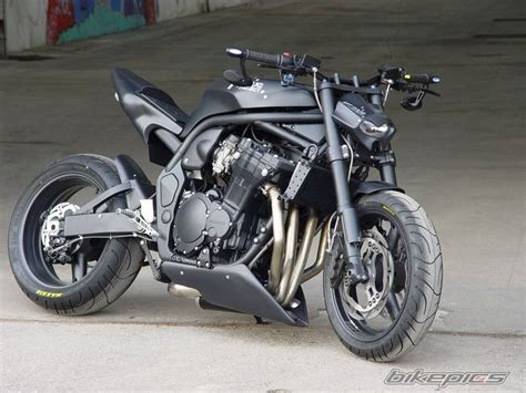 Suzuki Bandit Streetfighter Parts Suzuki Bandit Streetfighter Motorcycle Photo Of