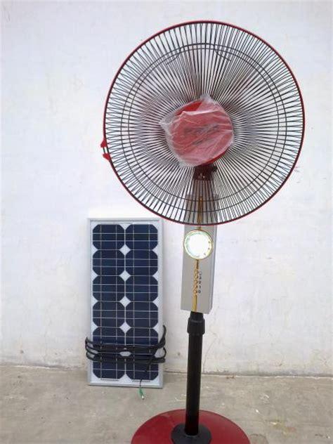 Solar Pedestal Fan dc pedestal fan by pakistan solar traders