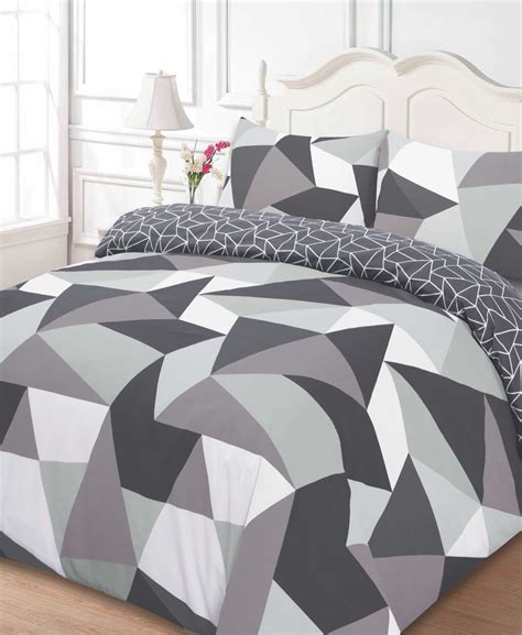 Cotton Double Duvet Cover Sets Dreamscene Duvet Cover With Pillowcase Polycotton Bedding