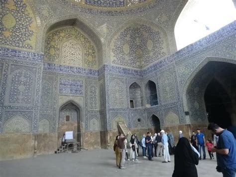 Shah Interiors by Interior Picture Of Royal Mosque Masjid I Shah