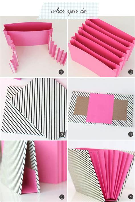 Papercraft Diy - diy stationary organizer diy craft crafts easy crafts