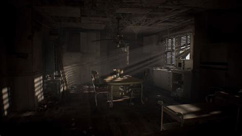 7 Lost House Arts by Resident Evil 7 Biohazard Wallpapers Read Reviews