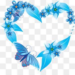 border flowers purple desktop wallpaper blue flower png