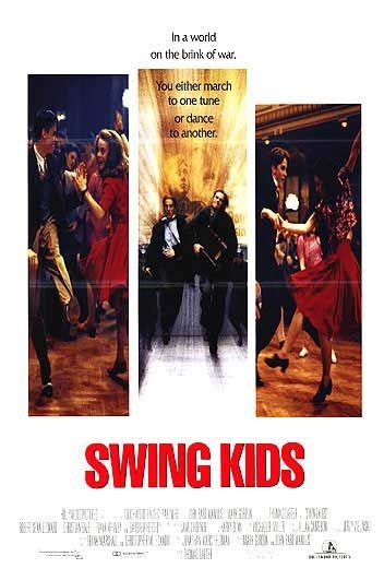 swing kids review swing kids movieguide movie reviews for christians