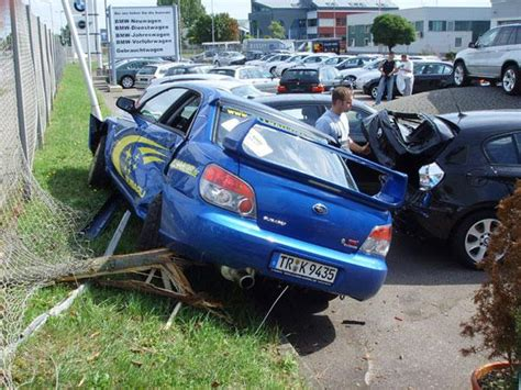 crashed subaru wrx is it ok for sti owners to of wrx owners page