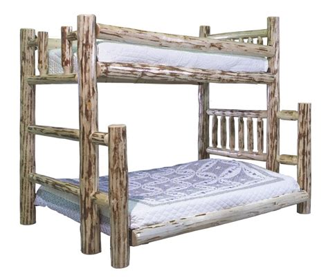 Log Bed Plans by Log Furniture Plans Free Woodworker Magazine