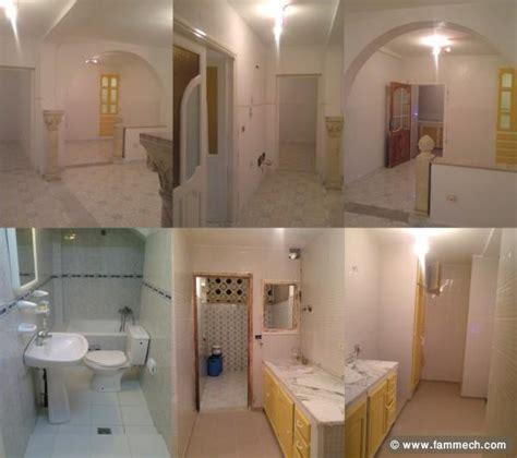Plan De Maison Simple 3 Chambres En Tunisie by Plan Maison 100m2 Tunisie