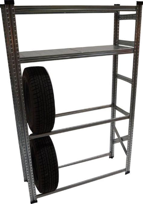 Tire Rack Canada by Metalsistem Heavy Duty Tire Rack And Shelving Kit The