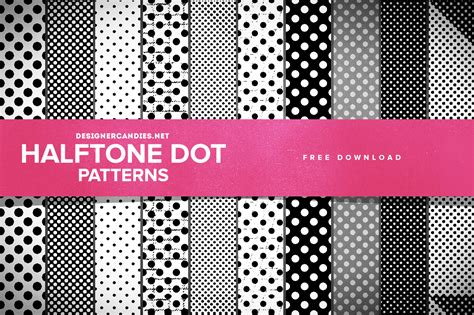 pattern download in photoshop free halftone dot patterns for photoshop dealjumbo com