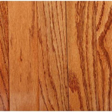 bruce plano marsh oak   thick     wide  random length solid hardwood flooring