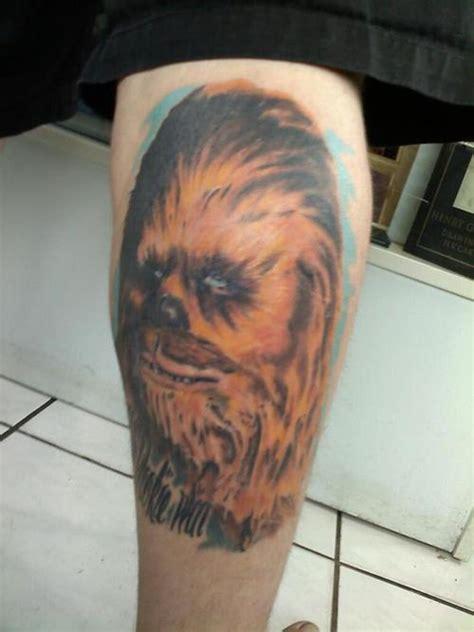 chewbacca tattoo chewbacca picture at checkoutmyink