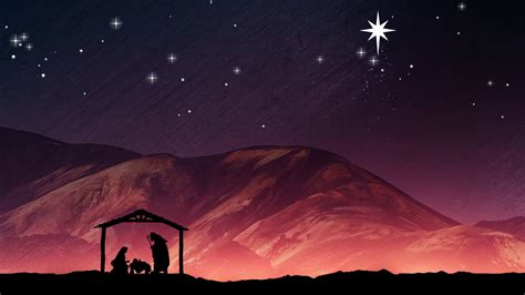 free christmas wallpapers of jesus in a manger nativity backgrounds 52 images