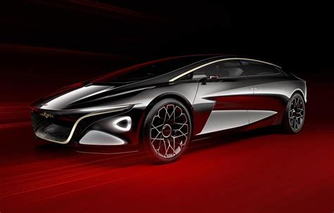 concept aston martin lagonda vision concept swoops into geneva from the future
