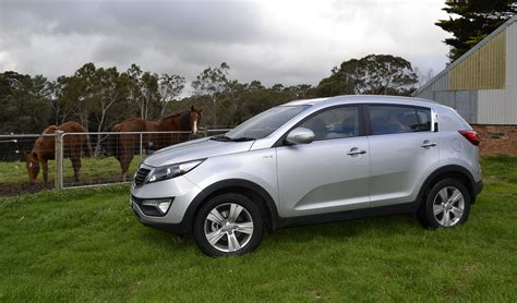 Kia Sportage 2012 2012 kia sportage sx awd term test review car and