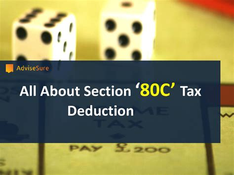 tax saving under section 80c best tax saving schemes as per section 80c authorstream