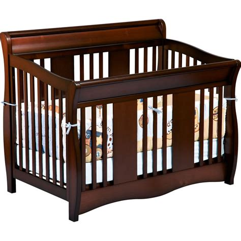 5 in 1 convertible crib delta children soho 5 in 1 convertible crib in chocolate