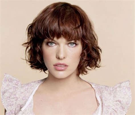 images of good hairstyles for ladies with chopped front hair short hair bangs wavy find your perfect hair style
