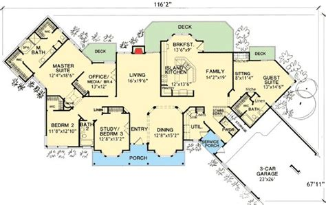 Homes With Inlaw Apartments by Floor 1 Lotto Dreams Pinterest