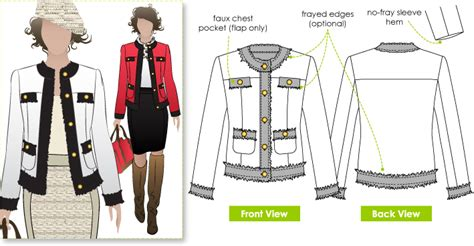 stylearc coco jacket