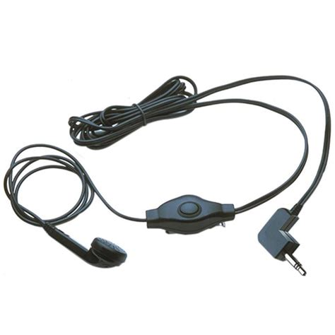 Headset Cobra cobra ga ebm2 earbud and compact microphone walkie talkie